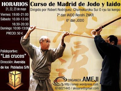 cartel-curso-jodo-iaido-madrid-mayo10